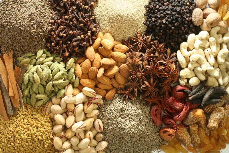 przyprawy kuchni indyjskiej