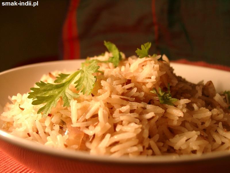 ryż z kminem