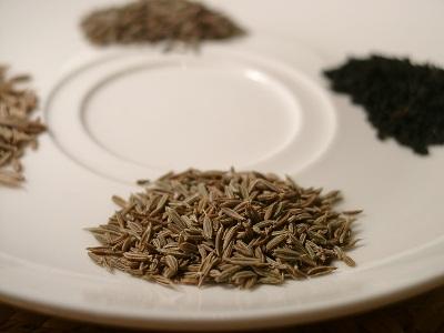 kmin rzymski - jedna z podstawowych przypraw kuchni indyjskiej