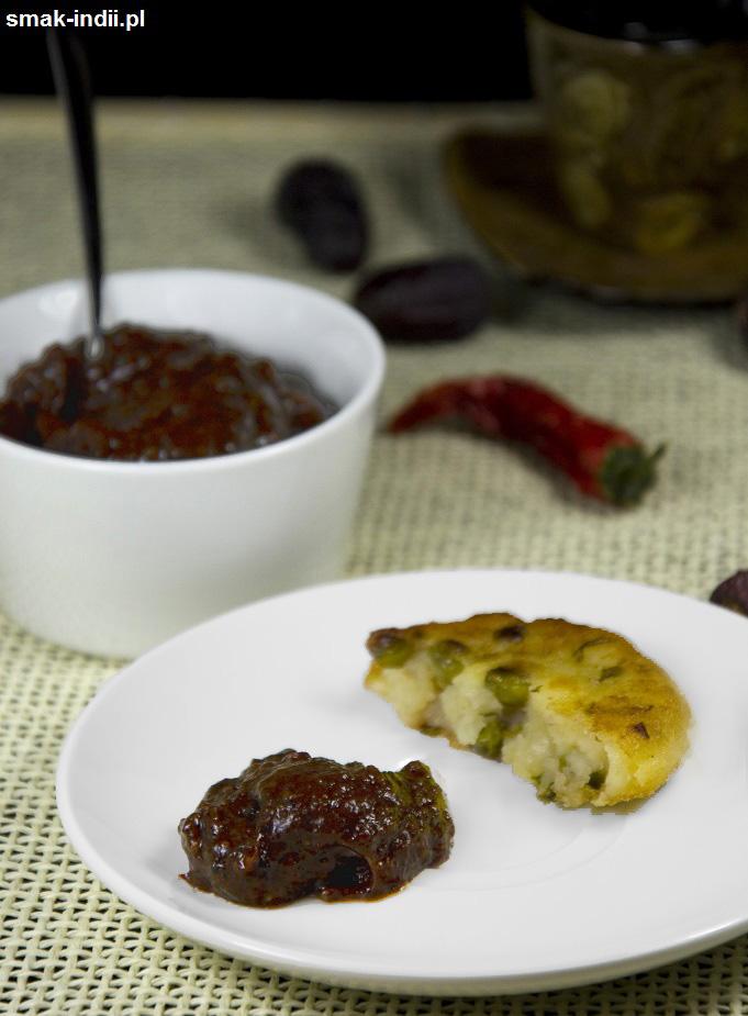 chutney daktylowo-tamaryndowy