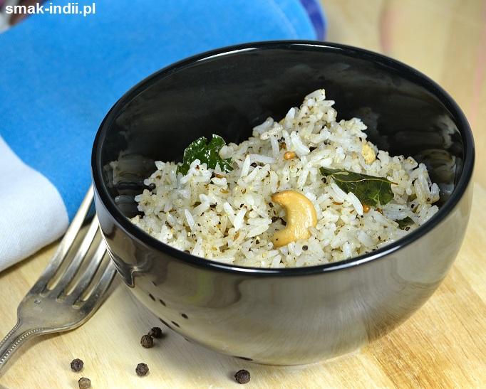 ryż z pieprzem