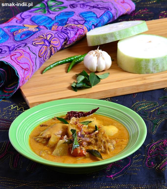 Kozhi Kumbalanga Curry