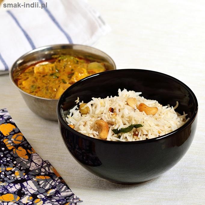 ryż z kokosem